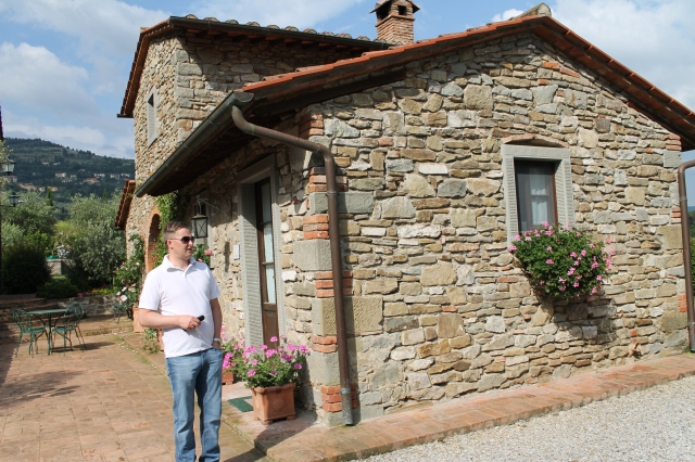 La Capaninna - our beautiful rental house