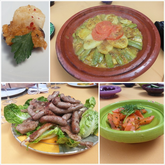 a small selection of the lunch
