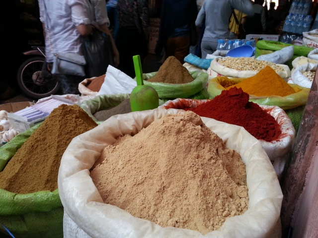 Spices, a must to shop and bring home