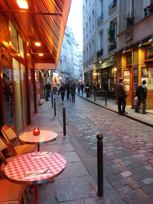 latin quarter by night